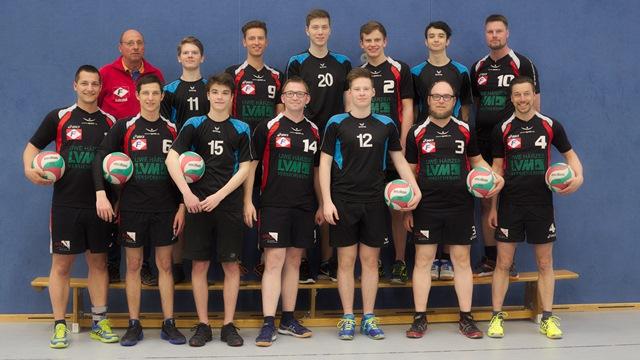 Pöẞnecker Volleyballer mit gutem Saisonstart in Gera
