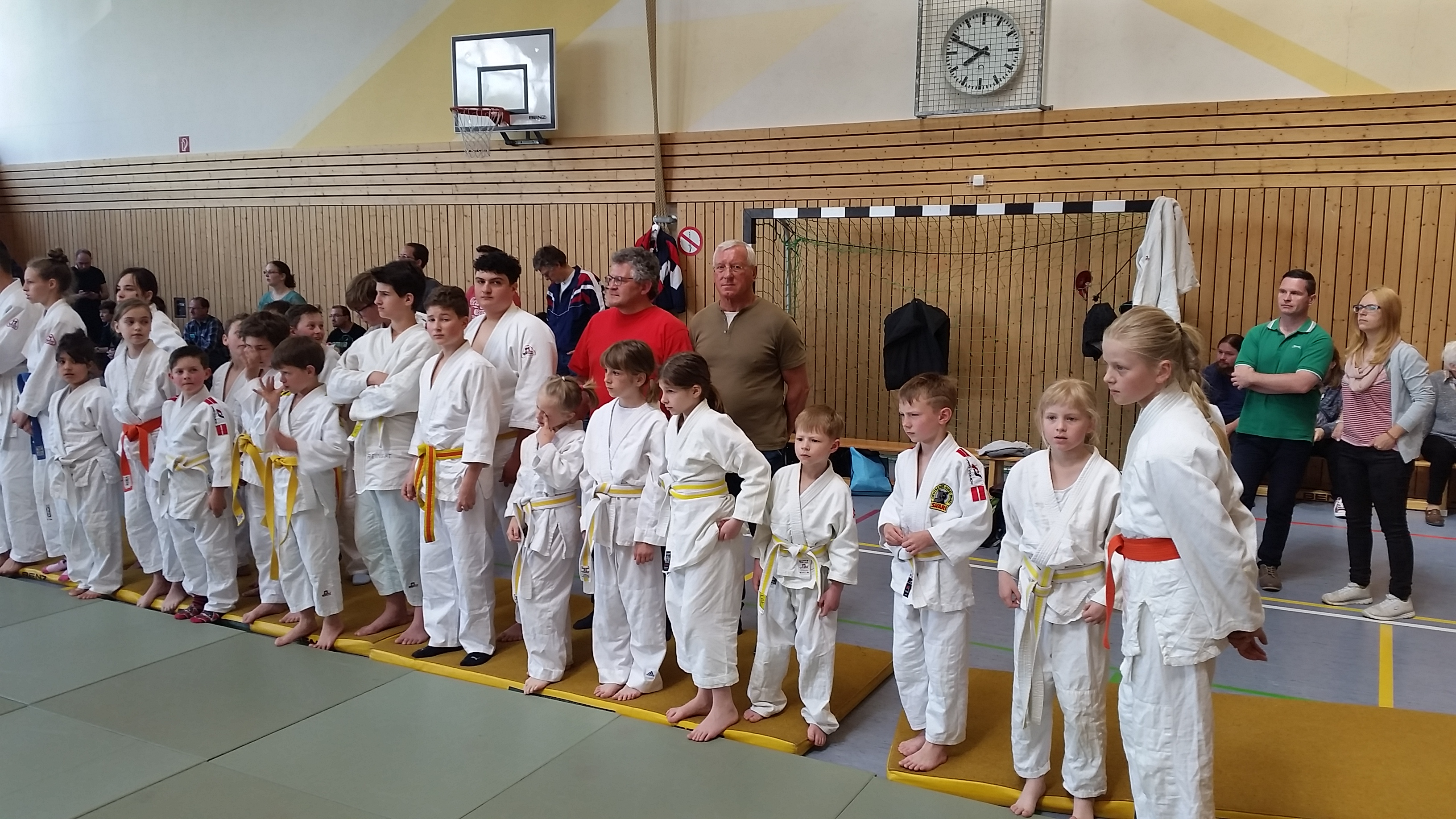 Judo Kreisjugendspiele 2018