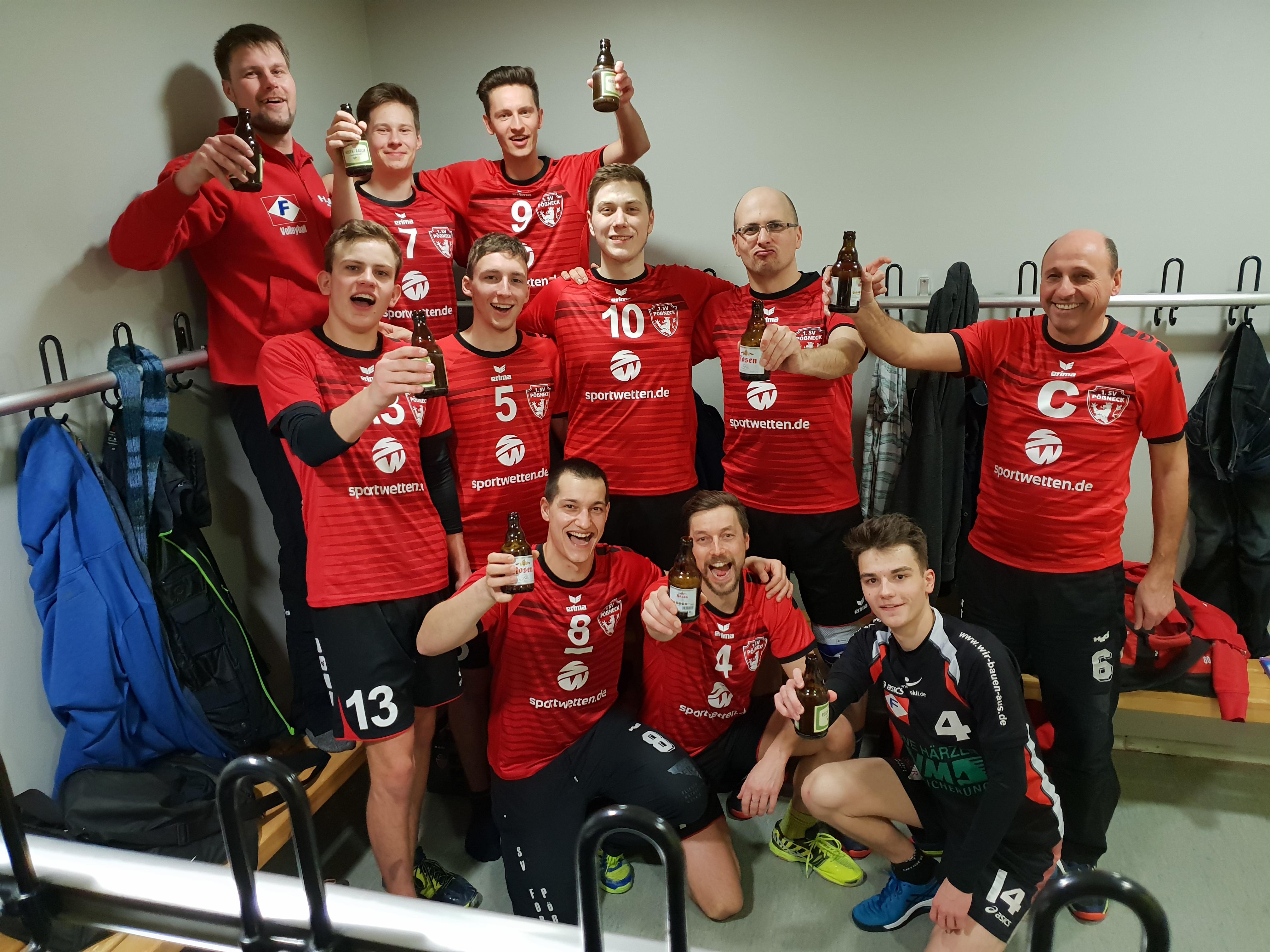 Bezirksliga Ost – Mit zwei erwarteten Siegen Platz zwei gefestigt – der nächste Spieltag entscheidet über die Meisterschaft zwischen Knau und Pößneck