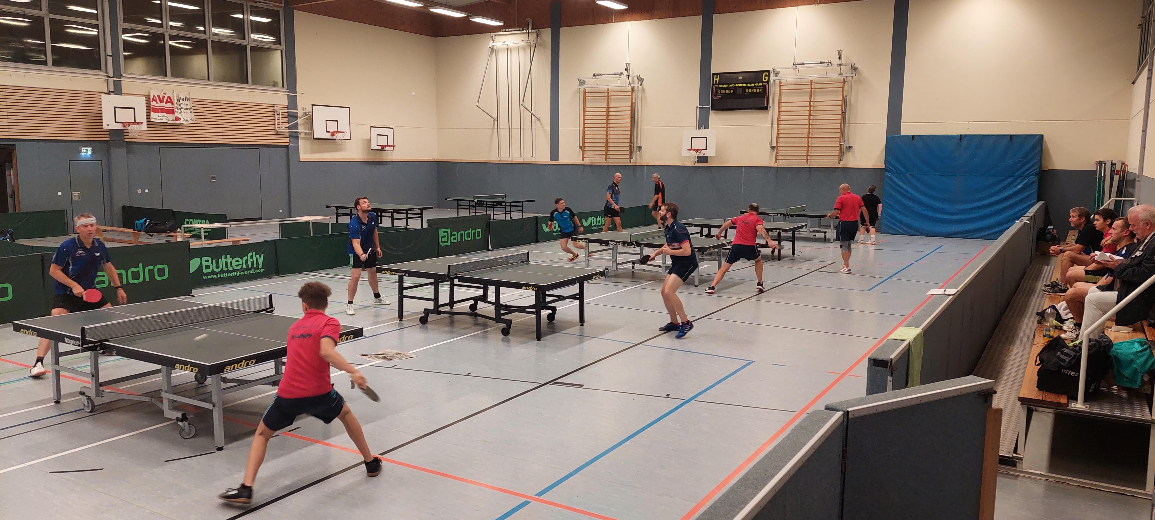 Testspiel in Stadtroda