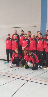Da sind Parallelen: Pöẞnecker Volleyballer und die Bundestagswahl – oder: Erster Spieltag: Verbandsliga Nord startet für die Pöẞnecker Volleyballer mit einem Sieg - 20211002_094727_2c652d27ae8bcb240a3d7a7f68d4d995