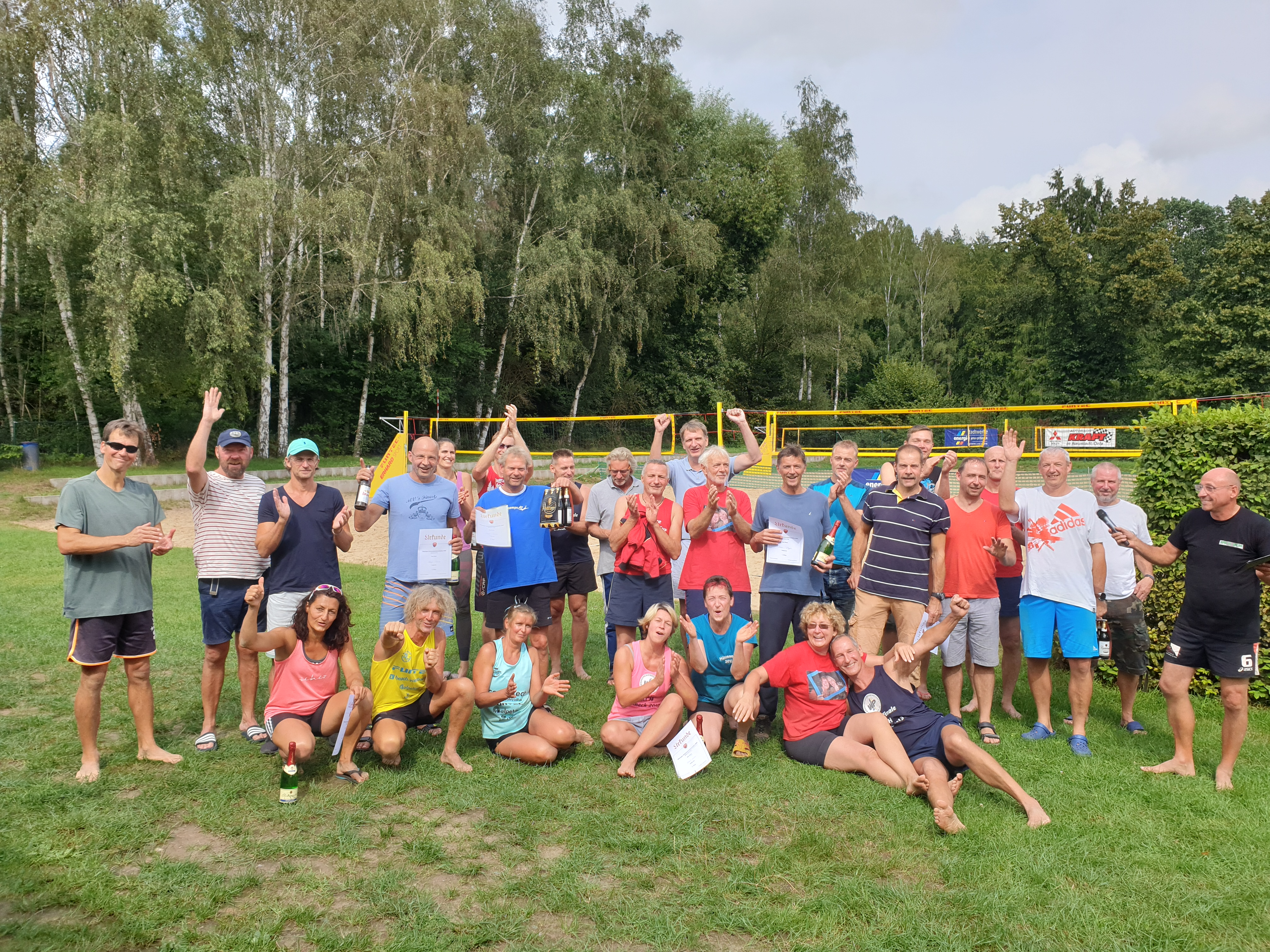 Jahresrückblick 2020 Abt. Volleyball