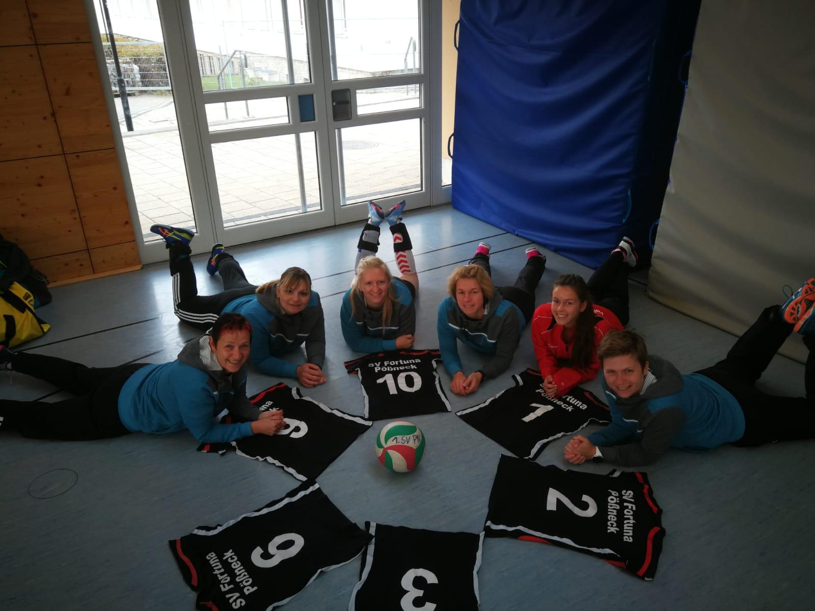 Zweiter Spieltag Volleyball Verbandsliga Nord Damen - Thüringenrundfahrt leider ohne Punktgewinn