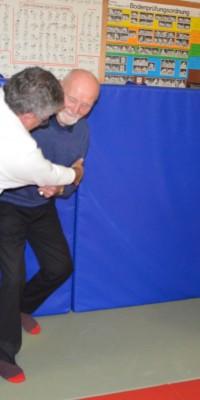 Pöẞnecker Judoka bekamen Besuch von einem Teilnehmer der ersten gesamtdeutschen Meisterschaften im Judo - DSC_5045_fb4ac3ca27e80fc51cb2a37e37d5051b