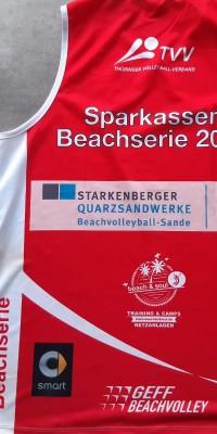 2x Bronze für die Pößnecker Gastgeber bei der stark besetzten Thüringer Seniorenmeisterschaft im Beachvolleyball in der Rosen-Arena - IMG-20190827-WA0007_5d967fa4daac24f133349d38df4525b7