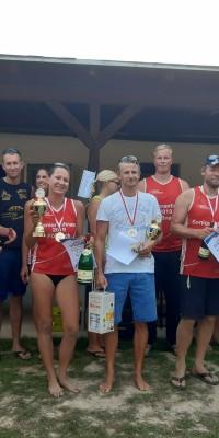 2x Bronze für die Pößnecker Gastgeber bei der stark besetzten Thüringer Seniorenmeisterschaft im Beachvolleyball in der Rosen-Arena - IMG-20190827-WA0024_0094fd7e00e7b11d31b26c1c29620754