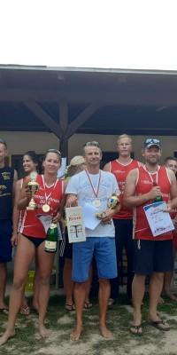 2x Bronze für die Pößnecker Gastgeber bei der stark besetzten Thüringer Seniorenmeisterschaft im Beachvolleyball in der Rosen-Arena - IMG-20190827-WA0037_a66bbb72e4363dd77906d0d35f15ba16