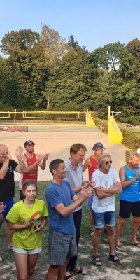 2x Bronze für die Pößnecker Gastgeber bei der stark besetzten Thüringer Seniorenmeisterschaft im Beachvolleyball in der Rosen-Arena - IMG-20190827-WA0057_bb3c4d151064fba86457bddff324c5b1