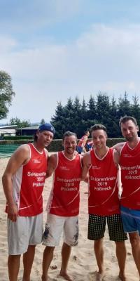 2x Bronze für die Pößnecker Gastgeber bei der stark besetzten Thüringer Seniorenmeisterschaft im Beachvolleyball in der Rosen-Arena - IMG-20190827-WA0079_b520a6efe0314874d19aab4f2414c8d9
