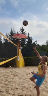 2x Bronze für die Pößnecker Gastgeber bei der stark besetzten Thüringer Seniorenmeisterschaft im Beachvolleyball in der Rosen-Arena - IMG-20190827-WA0081_79d320fa8cd3e0121b83338afb33c35c