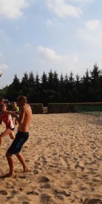 2x Bronze für die Pößnecker Gastgeber bei der stark besetzten Thüringer Seniorenmeisterschaft im Beachvolleyball in der Rosen-Arena - IMG-20190827-WA0111_75a4c12ed0f0c4baf88f859d70f8433a