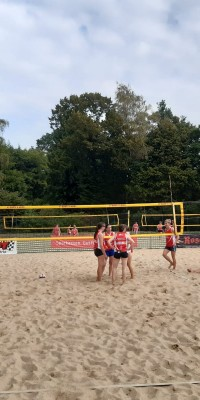 2x Bronze für die Pößnecker Gastgeber bei der stark besetzten Thüringer Seniorenmeisterschaft im Beachvolleyball in der Rosen-Arena - IMG-20190827-WA0119_44b51facba2467dbf84c6e9da8c98b88