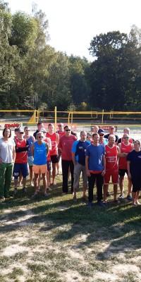 2x Bronze für die Pößnecker Gastgeber bei der stark besetzten Thüringer Seniorenmeisterschaft im Beachvolleyball in der Rosen-Arena - IMG-20190827-WA0140_4202b4bb1eb894faafeb10fec0960fc4