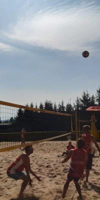 2x Bronze für die Pößnecker Gastgeber bei der stark besetzten Thüringer Seniorenmeisterschaft im Beachvolleyball in der Rosen-Arena - IMG-20190827-WA0146_dfcf5d4fe2b77150c647cd439df78dcf
