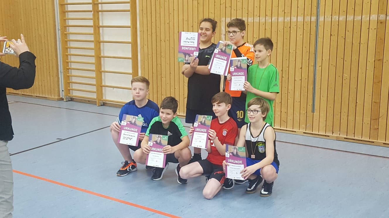 Erfolge bei Mini-Meisterschaften