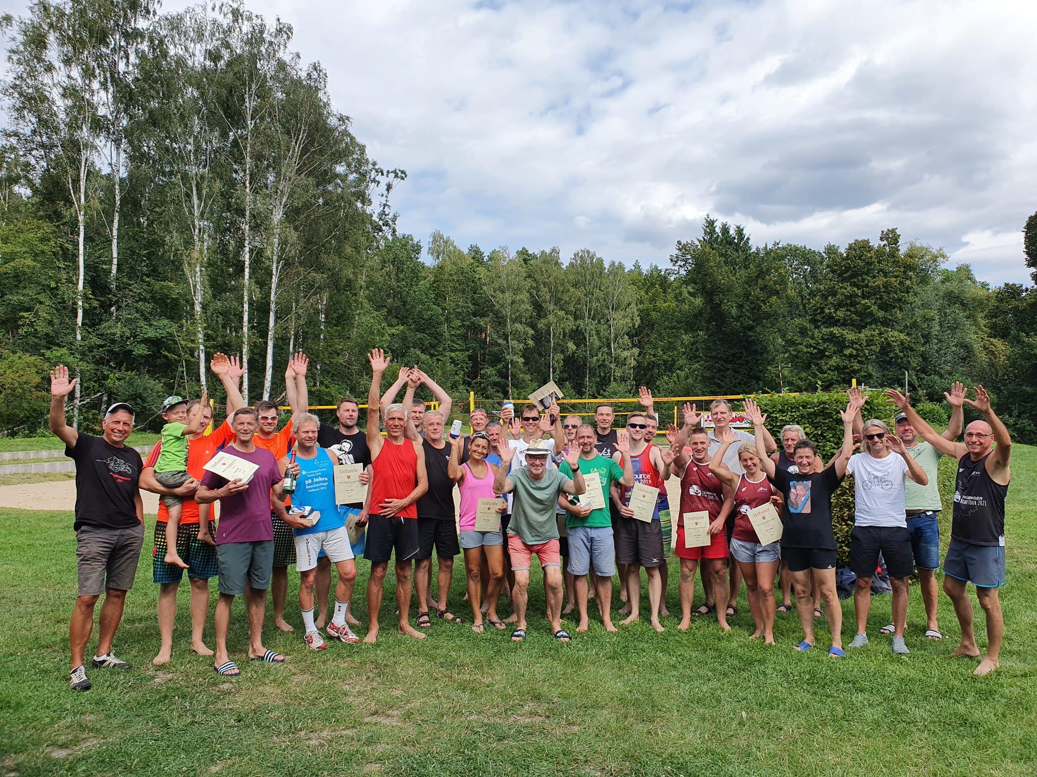 Thüringer Seniorenmeisterschaften zu Gast in Pöẞneck