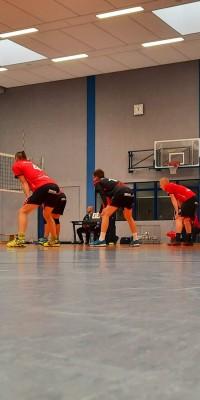 Da sind Parallelen: Pöẞnecker Volleyballer und die Bundestagswahl – oder: Erster Spieltag: Verbandsliga Nord startet für die Pöẞnecker Volleyballer mit einem Sieg - IMG-20211002-WA0009_c8062095fa5868ff1e20367479e43866
