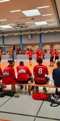 Da sind Parallelen: Pöẞnecker Volleyballer und die Bundestagswahl – oder: Erster Spieltag: Verbandsliga Nord startet für die Pöẞnecker Volleyballer mit einem Sieg - IMG-20211002-WA0011_b01b99af8b0babe623b0c8748f3433ce