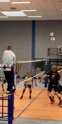 Da sind Parallelen: Pöẞnecker Volleyballer und die Bundestagswahl – oder: Erster Spieltag: Verbandsliga Nord startet für die Pöẞnecker Volleyballer mit einem Sieg - IMG-20211002-WA0038_daa0a4d6819d9e221b2f73c7f846c0ac