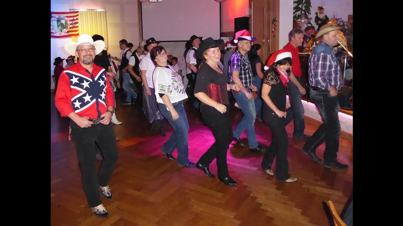 Abteilung Line Dance