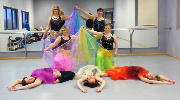 Abteilung Orientalischer Tanz