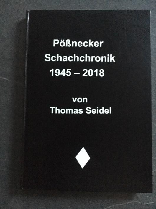 Thomas Seidel erarbeitet Schachchronik