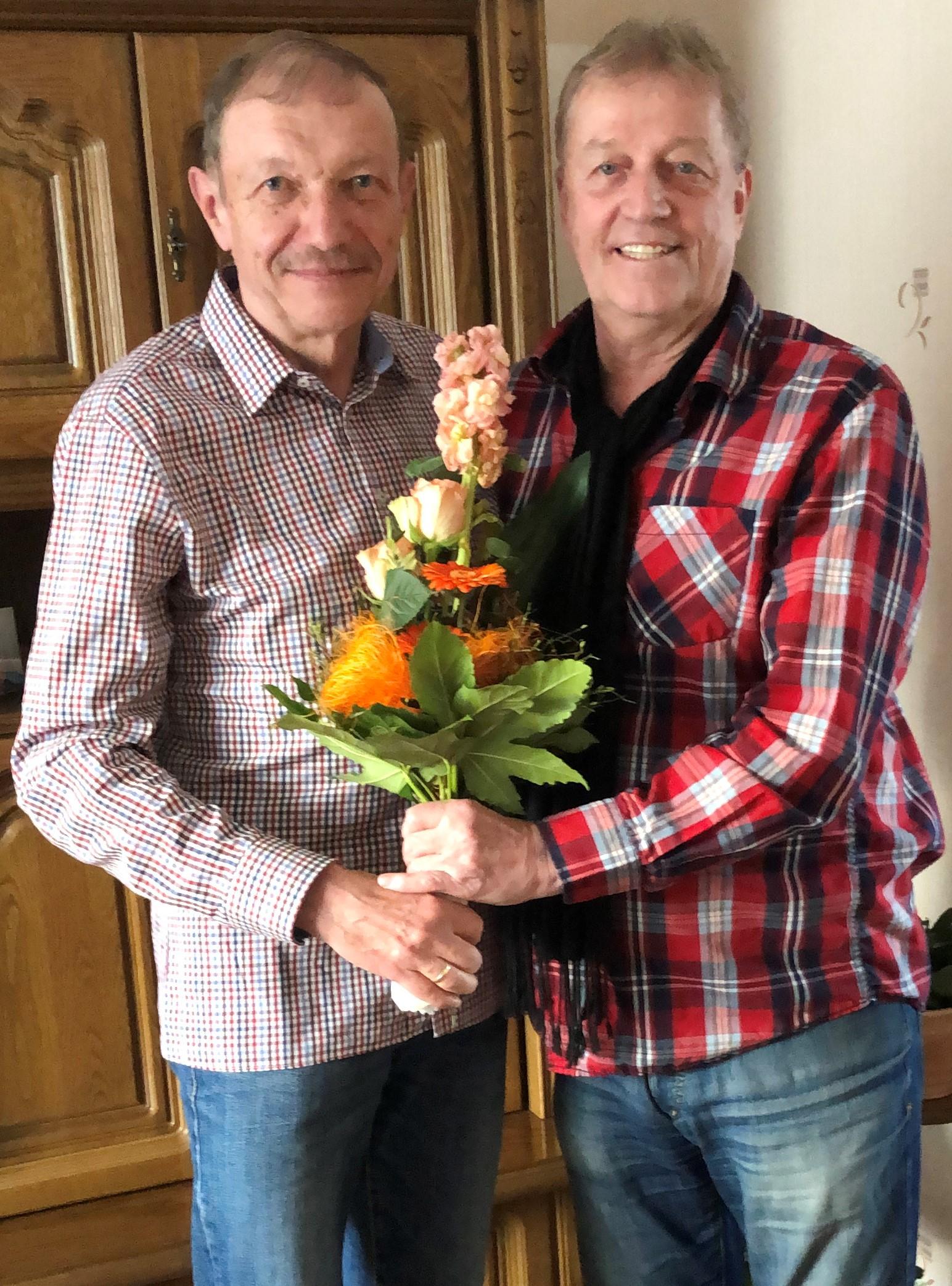 70. Geburtstag Manfred Steiner